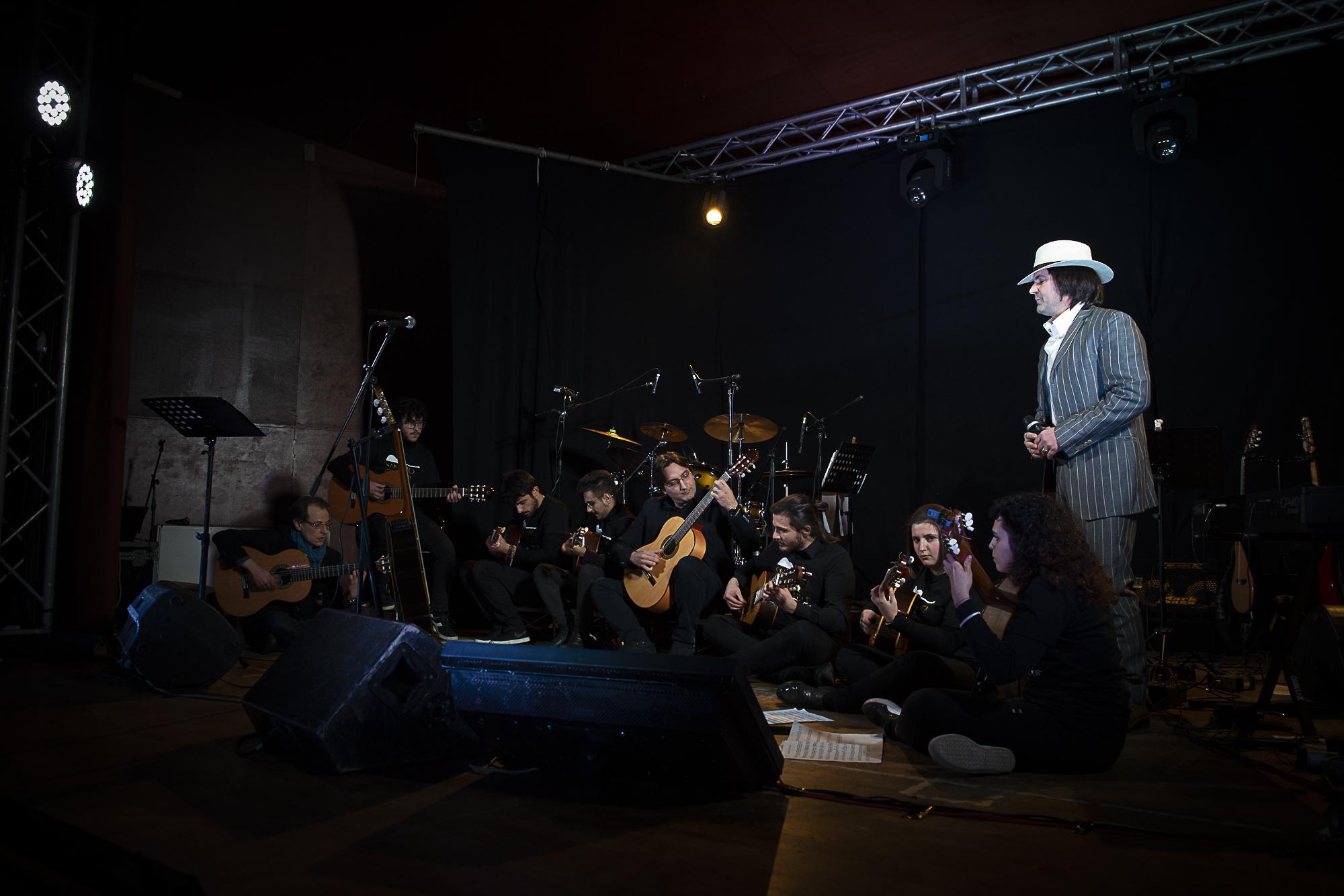 Ivan Romano e Sannio Guitar Esemble