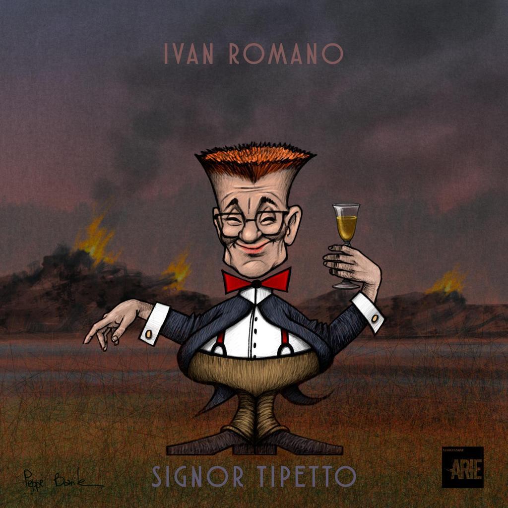 «Signor Tipetto», il nuovo singolo del cantautore irpino Ivan Romano